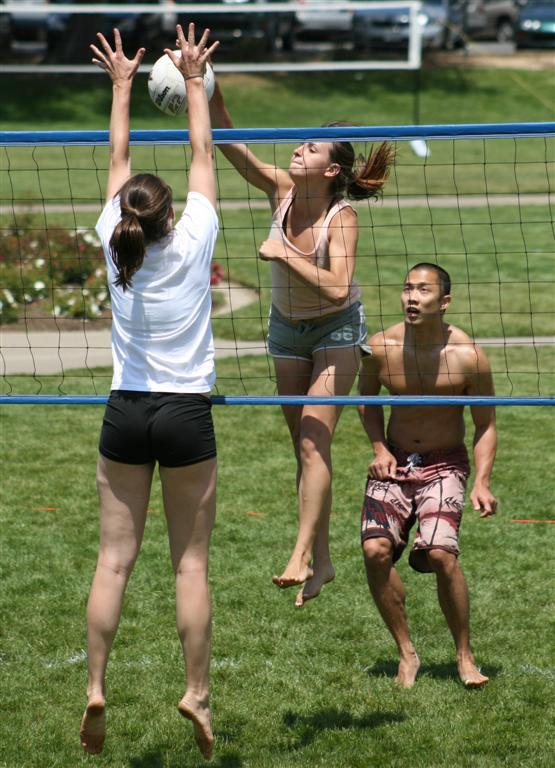 Greensboro area adult volleyball league